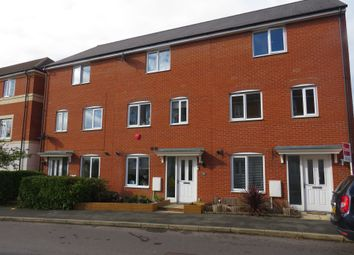 Thumbnail 4 bed town house for sale in Prince Rupert Drive, Aylesbury