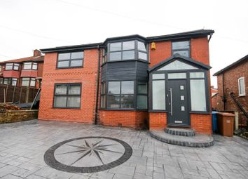 Thumbnail 4 bed detached house for sale in Radcliffe Park Road, Salford