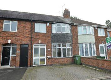 Thumbnail 3 bed terraced house for sale in Ravenhurst Road, Braunstone, Leicester