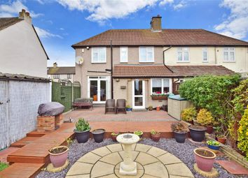Thumbnail 3 bed semi-detached house for sale in Crayford Way, Dartford, Kent