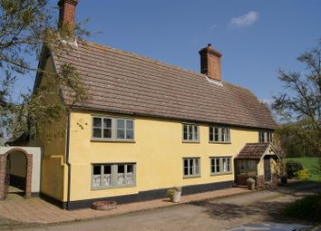 Thumbnail 6 bed detached house for sale in The Green, Westhorpe, Stowmarket
