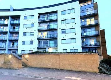 Thumbnail 2 bed flat for sale in Tideslea Path, Thamesmead, Near Woolwich, London