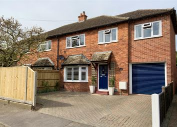 Thumbnail 4 bedroom property for sale in Westgate Road, Newbury
