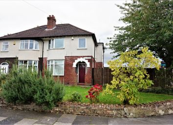 Thumbnail 4 bed semi-detached house to rent in The Drive, Brinnington, Stockport
