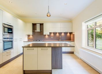 Thumbnail 3 bed flat to rent in Crediton Hill, West Hampstead, London
