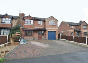 Thumbnail 5 bed detached house for sale in Sheppards Close, Heighington, Lincoln