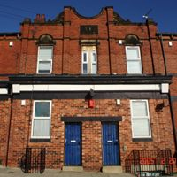 2 bed flat to rent in Hartley Avenue, Woodhouse, Leeds LS6