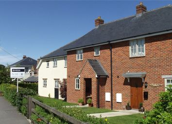 Thumbnail 3 bed terraced house for sale in Harrington Court, Avebury, Marlborough, Wiltshire