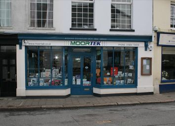 Thumbnail Retail premises for sale in 3, Fore Street, South Brent, Devon