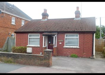 Thumbnail 1 bed detached bungalow for sale in Water Lane, Southampton