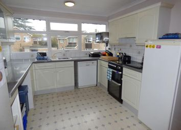 Thumbnail 3 bed town house for sale in Kempston, Beds