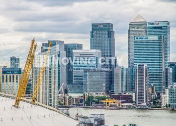 Thumbnail 1 bed flat for sale in The Waterman, Greenwich Peninsula, Greenwich