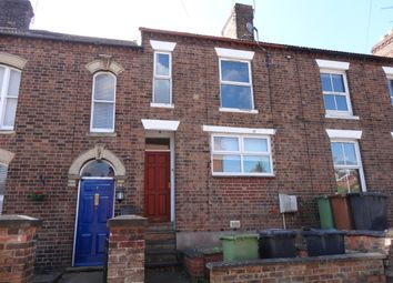 Thumbnail 3 bed terraced house to rent in Alliance Terrace, Wellingborough
