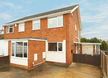 Thumbnail 2 bed semi-detached house for sale in Gardenia Grove, Mapperley, Nottingham