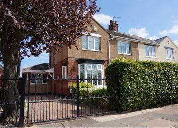 Thumbnail 3 bed semi-detached house for sale in Weelsby Avenue, Grimsby