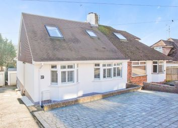Thumbnail 4 bed semi-detached house for sale in Dale Crescent, Brighton