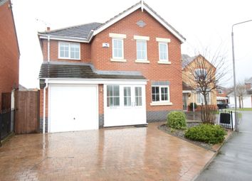 Thumbnail 4 bed detached house for sale in 9, Magellan Drive, Worksop