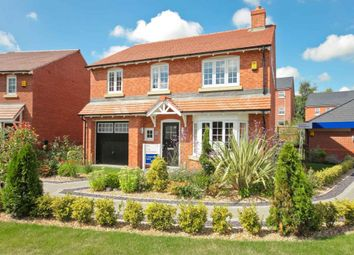 "Thumbnail 4 bed detached house for sale in ""The Downham - Plot 2"" at Winnington Avenue, Northwich"