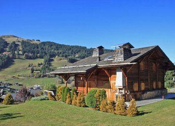 Thumbnail 5 bed chalet for sale in Route Des Chavannes, Les Gets, Haute-Savoie, Rhône-Alpes, France