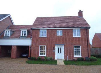 Thumbnail 4 bed property to rent in Thetford Road, Watton, Thetford