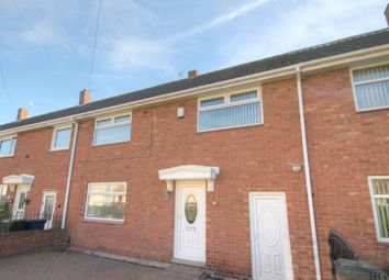 Thumbnail 3 bed terraced house for sale in Whitbeck Road, Slatyford, Newcastle Upon Tyne