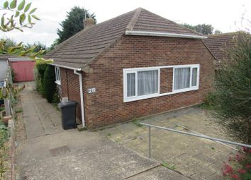 Thumbnail Detached bungalow for sale in Mill View Road, Herne Bay