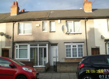 Thumbnail 3 bed terraced house for sale in Brantley Road, Witton