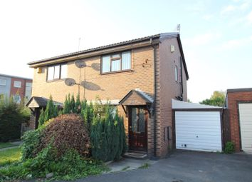 2 bed semi-detached house for sale in Brunel Close, Stretford, Manchester M32