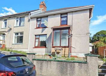 Thumbnail 3 bed semi-detached house for sale in Bryncoed Terrace, Penpedairheol, Hengoed