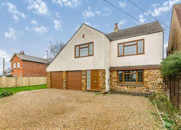 4 bed detached house for sale in Doddington Road, Earls Barton, Northampton NN6