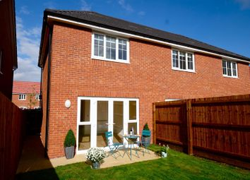 Thumbnail 2 bed semi-detached house to rent in Great Clowes Street, Salford
