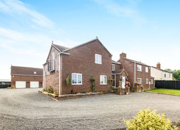 Thumbnail 4 bed detached house for sale in Drainside, Kirton, Boston