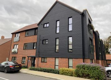 Thumbnail 1 bed flat for sale in Hawley Drive, Leybourne, West Malling