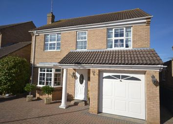 Thumbnail 4 bed detached house for sale in Redmoor, Towcester