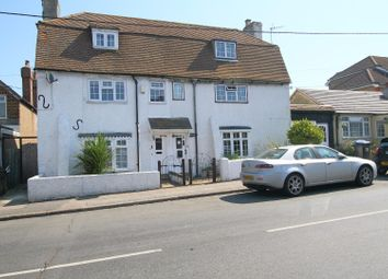 Thumbnail 2 bed semi-detached house for sale in Herne Bay Road, Whitstable