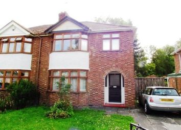 Thumbnail 3 bed semi-detached house to rent in Walpole Road, Cherry Hinton, Cambridge