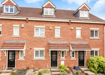 Thumbnail 3 bed terraced house for sale in Coleridge Way, Borehamwood
