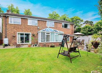 Thumbnail 4 bed detached house for sale in Aynsleys Drive, Blythe Bridge, Stoke-On-Trent
