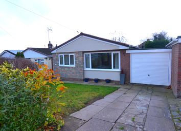 Thumbnail 2 bed detached bungalow for sale in School Road, Eccleshall, Stafford