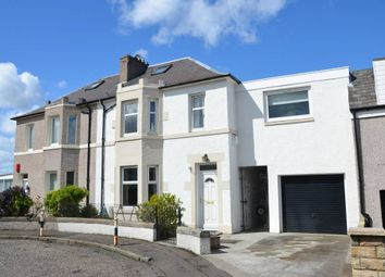 Thumbnail 5 bedroom terraced house for sale in 18 Pirniefield Terrace, Leith Links