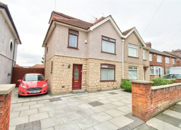 Thumbnail 4 bed semi-detached house for sale in Gardner Avenue, Litherland, Bootle