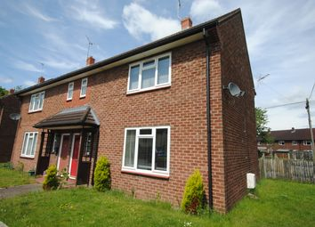 Thumbnail 2 bed semi-detached house to rent in Stokesay Road, Buntingsdale, Tern Hill