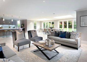 Thumbnail 5 bedroom detached house for sale in Weybridge Park, Weybridge, Surrey