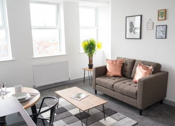 Thumbnail 1 bed flat for sale in Blackwall, Halifax