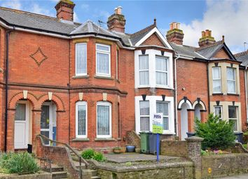 Thumbnail 3 bed terraced house for sale in Medina Avenue, Newport, Isle Of Wight