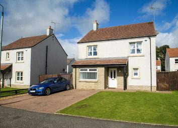 Thumbnail 4 bed detached house for sale in Netherplace Quadrant, Mauchline