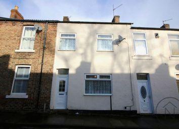 Thumbnail 2 bedroom terraced house for sale in Dublin Street, Darlington