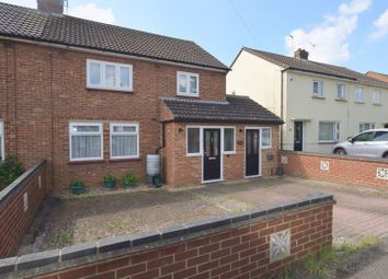 Thumbnail 3 bed semi-detached house for sale in St Johns Road, Bletchley, Milton Keynes
