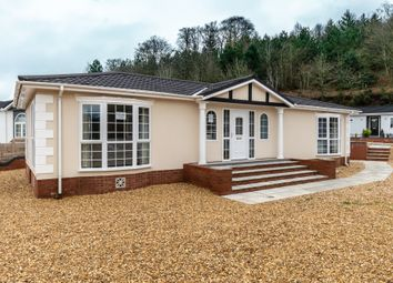 Thumbnail 2 bed mobile/park home for sale in Quatford, Bridgnorth