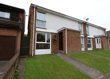 Thumbnail 3 bed end terrace house for sale in The Croft, Marlow, Buckinghamshire